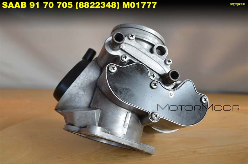 saab tcs throttle body 9170705 rh motormoor co uk saab 900 manual transmission Saab 9000 Joystick