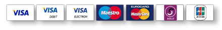 MotorMoor Accepts these Debit and Credit Cards