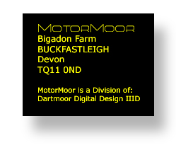 MotorMoor HQ Address